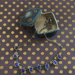 "Beautiful Azul 8"" Necklace"